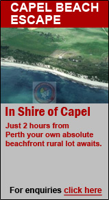 CAPEL BEACH ESCAPE